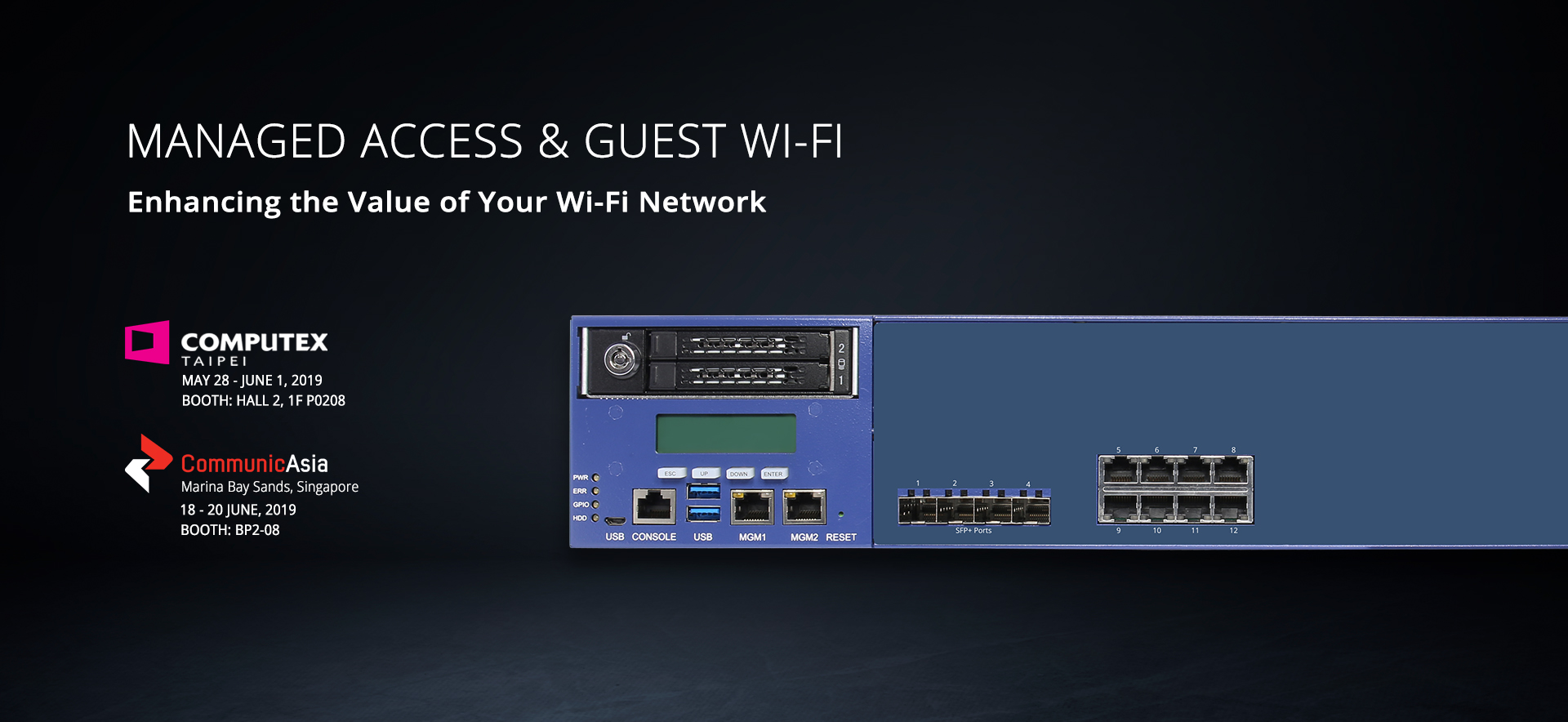 Managed Wi-Fi & Guest Access